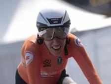 Voormalig wereldkampioene Ellen van Dijk jaagt op WK op tijdritmedaille