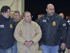 Prison à vie pour El Chapo?