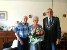 Echtpaar Van Hunnik uit Veenendaal deelt al 65 jaar lief en leed