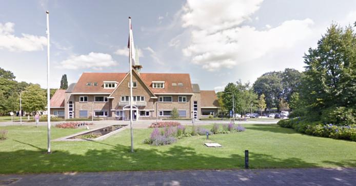 Een gebouw van GGZ Drenthe in Asse