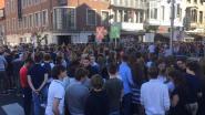 Einde examens lokt honderden studenten naar ''t straatje' (+VIDEO)