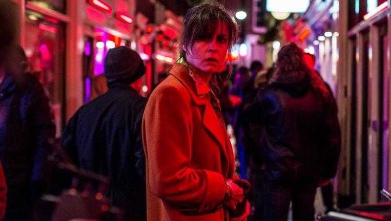 Susanne Wolff in Bloody Marie. Beeld Family Affair Films