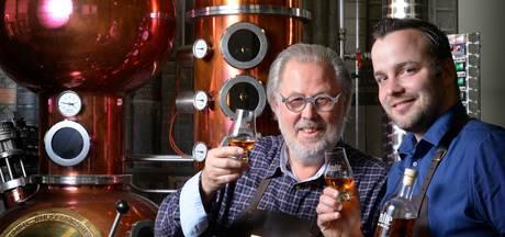 Amerikaans goud voor Stokerij Sculte uit Ootmarsum met Twentse Whisky