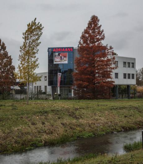 Overname bouwfirma Adriaans uit Helmond nabij
