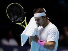 Tennissers mogen vanwege corona handdoek niet meer afgeven