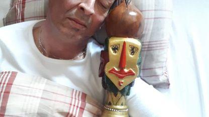 Prachtig beeld: Prins Yvan met prinsenscepter in dromenland
