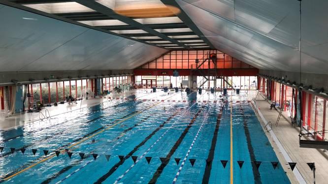 """Oostends zwembad is vandaag terug open: """"Misschien ietsje kouder, maar zwemmen kan zeker al"""""""