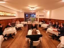 Het laatste avondmaal van restaurant Le Hollandais: 'Raar dat we open mogen'