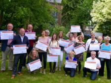 Zestien projecten krijgen geld van de Vincentiusvereniging in Heusden