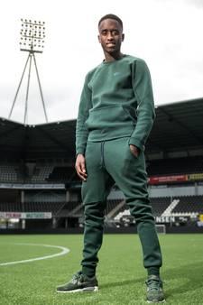 Jamiro Monteiro, de post, een vleesfabriek en nu eindelijk de Eredivisie