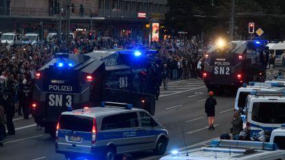 Opnieuw betogingen en opstootjes in Duitse stad Chemnitz na moord met buitenlandse verdachten