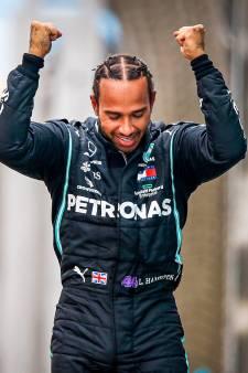 Geëmotioneerde Hamilton: 'In deze races kan ik écht laten zien waar ik toe in staat ben'