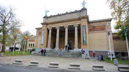 Speldden Russische kunstverzamelaars Gents Museum voor Schone Kunsten iets op de mouw?