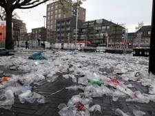Grote schoonmaak in Tilburgse binnenstad