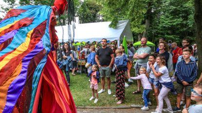 Kunstenfestival Salto lokt duizenden bezoekers dankzij het mooie weer