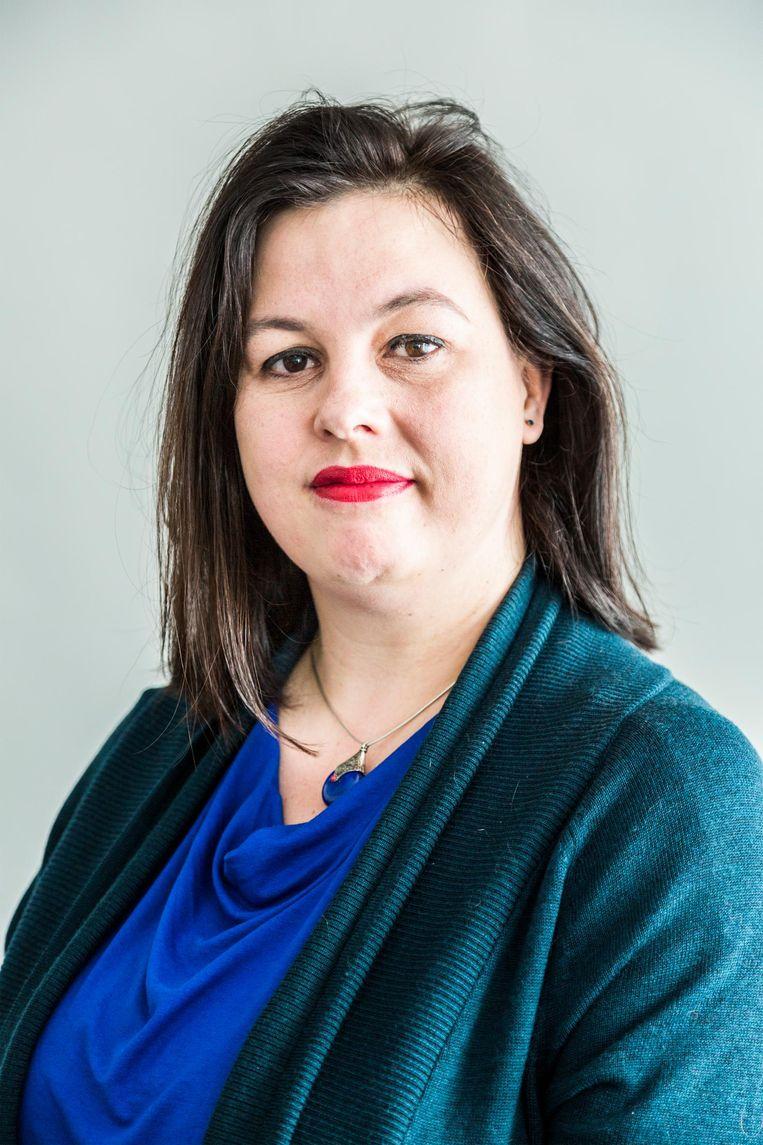 Annabel Nanninga Beeld Tammy van Nerum