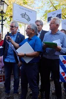 Actievoerders tegen gaswinning: 'Minister heeft serieus naar ons geluisterd'