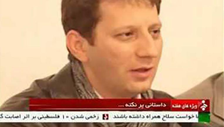 Babak Zanjani. Beeld Screenshot YouTube