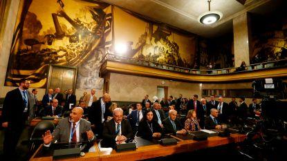 """Syrische regering en oppositie starten directe gesprekken na jaren van oorlog: """"historisch moment"""""""