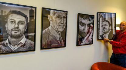 Havenarbeider maakt droom waar: doorleefde portretten brengen verhaal van Antwerpen