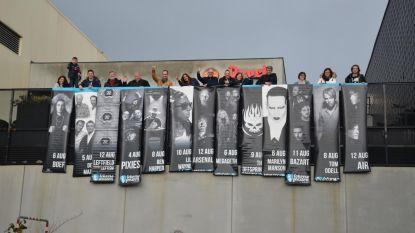 1.560 euro ingezameld met verkoop banners Lokerse Feesten