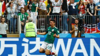 Sensatie op WK: Mexico stunt tegen titelverdediger Duitsland