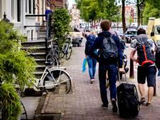 Amsterdam aussi en a marre des touristes: allez ailleurs!