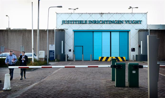 De gevangenis in Vught