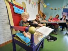 Het Laar in Wierden viert Kinderboekenweek met voorleesstrijd