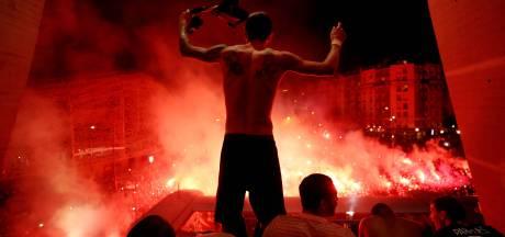 PSG viert groot feest en maakt Haaland belachelijk