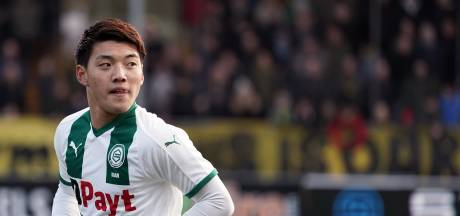 Groningen in januari zonder Doan door Azië Cup