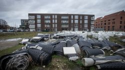Fiasco in sociale woningbouw: scheurend beton, lekkende daken en miljoenen euro kosten