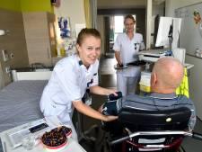 Meander stoomt minder ervaren verpleegkundigen klaar voor het ziekenhuis