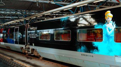 Vanaf 31 maart kan je vanuit Antwerpen en Brussel voor 29 euro met de Thalys naar Disneyland