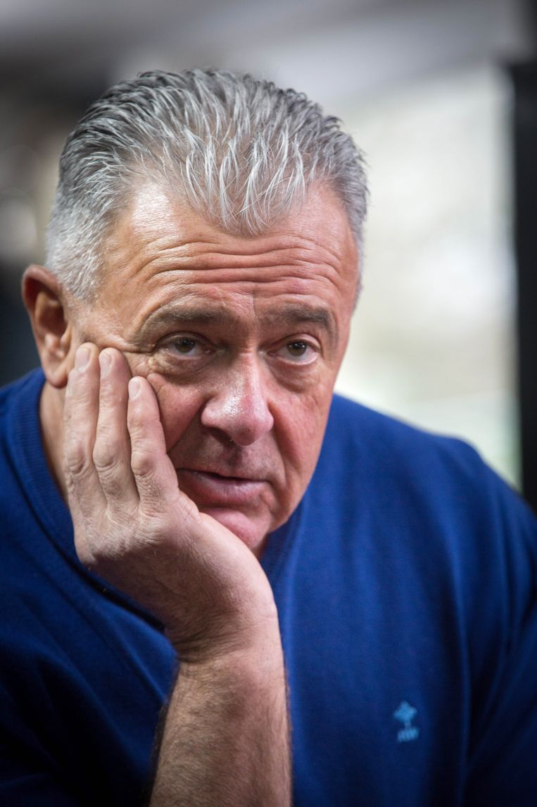Danny Vanhamel sloopt oorlogskapelletje in Lummen