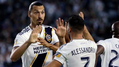 FT buitenland. Zlatan Ibrahimovic (37) verkozen tot 'rookie' van het jaar in MLS - Ex-Rode Duivel Sepp De Roover alweer weg bij NAC Breda