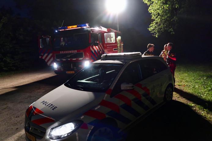 Mercedes gevonden in Breda
