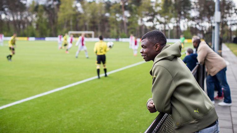 Renald Majoor werd als jeugdspeler van Vitesse misbruikt door zijn teamleider. Beeld Jiri Buller / de Volkskrant