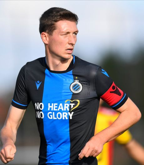 Le Club Bruges en passe six à Malines en deux rencontres d'une heure
