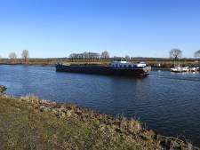 Levering van beton stagneert door laagwater: bedrijf uit Druten verliest 4 ton