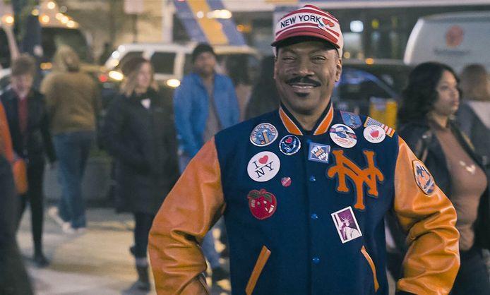 Eddie Murphy in 'Coming 2 America'