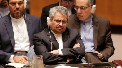 """Iran klaagt bij bij VN over bemoeienis VS: """"Amerikaanse regering overschrijdt alle grenzen"""""""