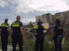 Nederlandse agenten assisteren op Sint-Maarten na orkaan Irma