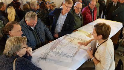 Wijzigingen plan De Leet voorgesteld aan Ieperlingen: meer 'verdampbare' parkeerplaatsen en een andere waterpartij