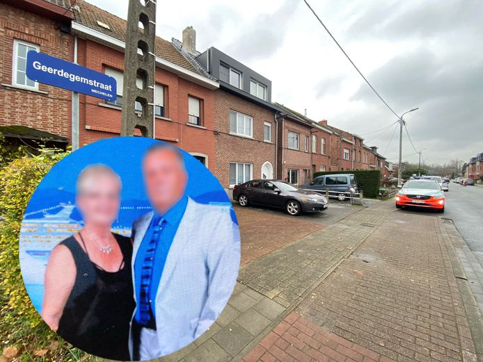 Paul V.K. (70) sloeg zijn vrouw (73) de kop in met een hamer in hun woning in de Geerdegemstraat.