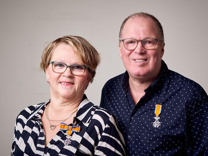Harrie en Regina van den Boogaard.