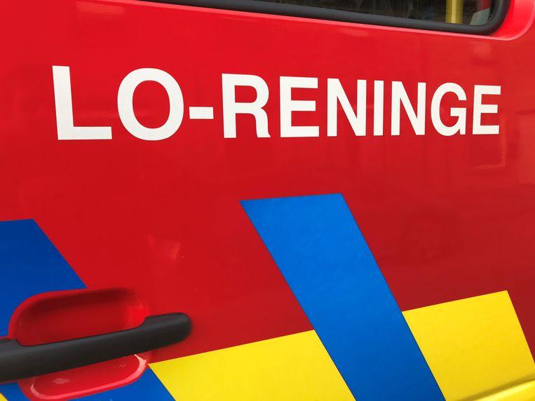 De brandweer van Lo-Reninge kon alle dieren redden.