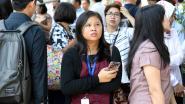Aardbeving zorgt voor paniek in Jakarta