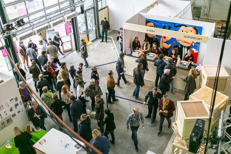 De prijzen op de Affordable Art Fair variëren van 100 tot 6.000 euro. Beeld Affordable Art Fair