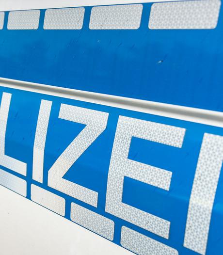 Botsing met wielrenners: 15.000 euro schade